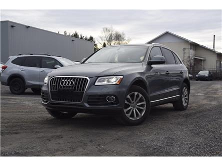 2014 Audi Q5 2.0 Technik (Stk: SL691A) in Ottawa - Image 1 of 23