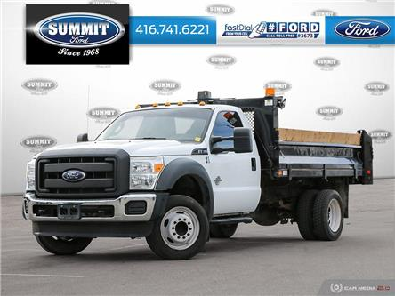 2014 Ford F-550 Chassis XL (Stk: P21891) in Toronto - Image 1 of 25