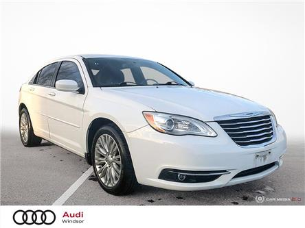 2012 Chrysler 200 Touring (Stk: 21008A) in Windsor - Image 1 of 26