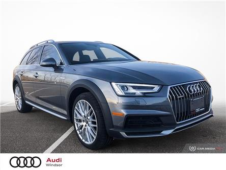 2018 Audi A4 allroad 2.0T Technik (Stk: 20560) in Windsor - Image 1 of 30