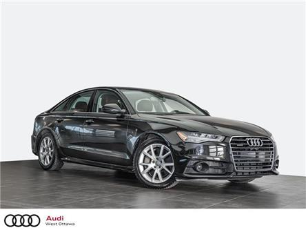 2017 Audi A6 2.0T Technik (Stk: 92742A) in Nepean - Image 1 of 21