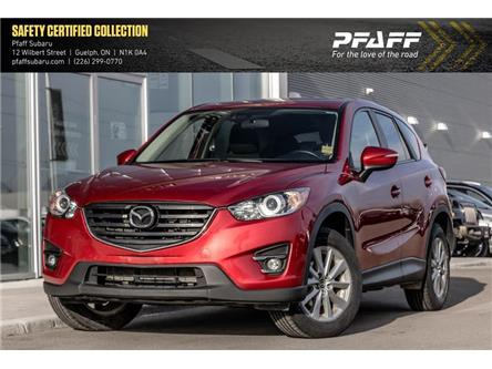 2016 Mazda CX-5 GS (Stk: S00754A) in Guelph - Image 1 of 18
