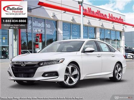 2019 Honda Accord Touring 2.0T (Stk: 21280D) in Greater Sudbury - Image 1 of 23