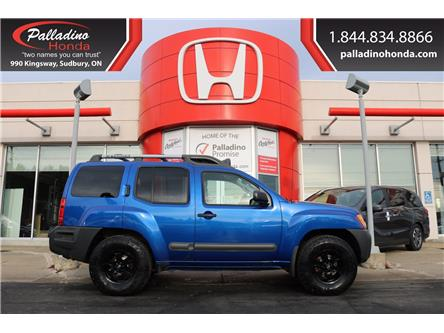 2015 Nissan Xterra  (Stk: U9742) in Greater Sudbury - Image 1 of 30