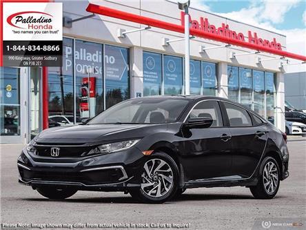 2021 Honda Civic EX (Stk: 22889) in Greater Sudbury - Image 1 of 23