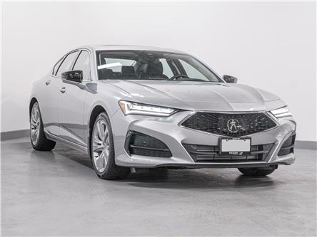 2021 Acura TLX Tech (Stk: M800704GROUNDED) in Brampton - Image 1 of 22