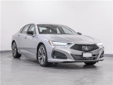2021 Acura TLX Platinum Elite (Stk: M800503GROUNDED) in Brampton - Image 1 of 22