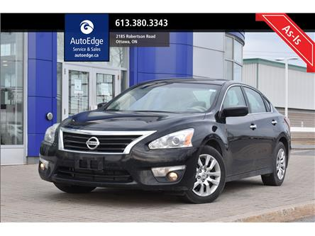 2013 Nissan Altima 2.5 S (Stk: A0430) in Ottawa - Image 1 of 9