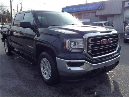 2017 GMC Sierra 1500 SLE (Stk: 201228) in Kingston - Image 1 of 23