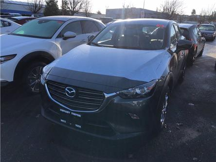 2021 Mazda CX-3 GS (Stk: 505496) in Surrey - Image 1 of 5