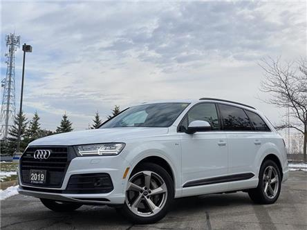 2019 Audi Q7 55 Technik (Stk: B20211-1) in Barrie - Image 1 of 21