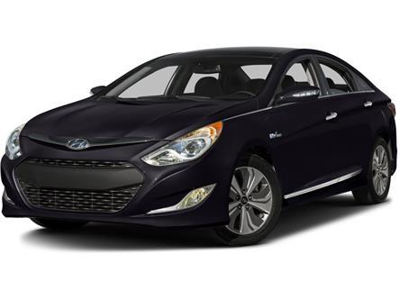 2015 Hyundai Sonata Hybrid Limited (Stk: 09273A) in Saint John - Image 1 of 4
