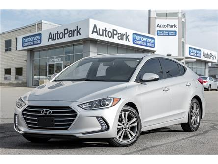 2018 Hyundai Elantra GL (Stk: APR7581) in Mississauga - Image 1 of 19