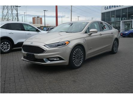 2017 Ford Fusion Energi  (Stk: 2009651) in Ottawa - Image 1 of 15