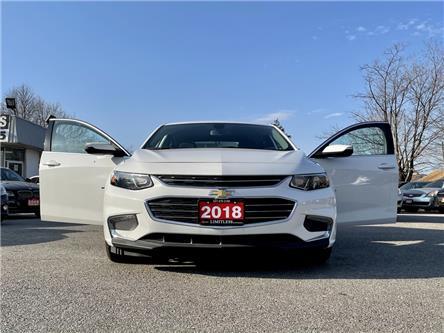 2018 Chevrolet Malibu LT (Stk: 20-080) in Ajax - Image 1 of 15