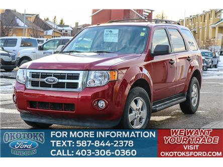 2010 Ford Escape XLT Automatic (Stk: LK-151A) in Okotoks - Image 1 of 13