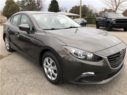 2016 Mazda Mazda3 GX (Stk: -) in Kemptville - Image 1 of 19
