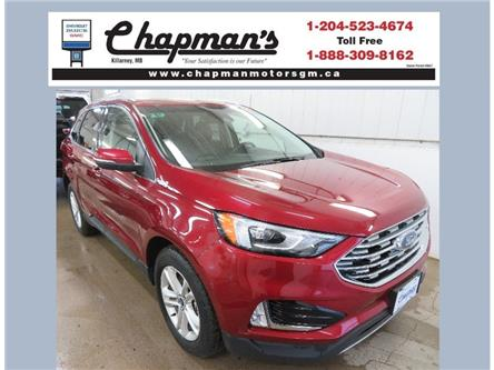 2019 Ford Edge SEL (Stk: L-054A) in KILLARNEY - Image 1 of 35