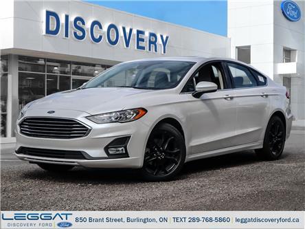 2020 Ford Fusion SE (Stk: FN20-33596) in Burlington - Image 1 of 28