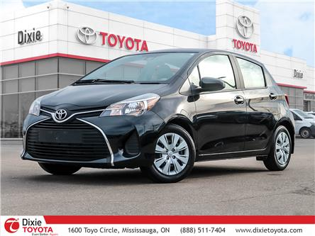 2017 Toyota Yaris  (Stk: D201940A) in Mississauga - Image 1 of 26