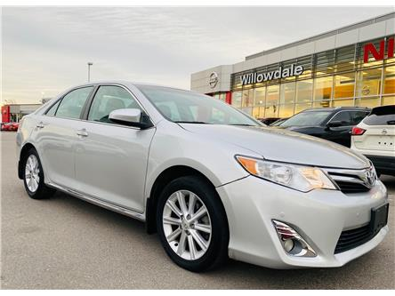 2014 Toyota Camry XLE (Stk: C35560A) in Thornhill - Image 1 of 21