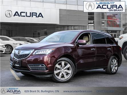 2015 Acura MDX Elite Package (Stk: 20462A) in Burlington - Image 1 of 21