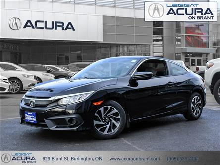 2017 Honda Civic LX (Stk: 4342) in Burlington - Image 1 of 18