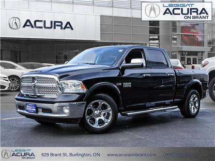 2018 RAM 1500 Laramie (Stk: 4316A) in Burlington - Image 1 of 25