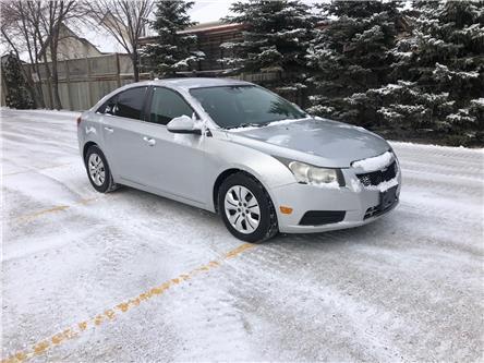 2013 Chevrolet Cruze LT Turbo (Stk: ) in Winnipeg - Image 1 of 19