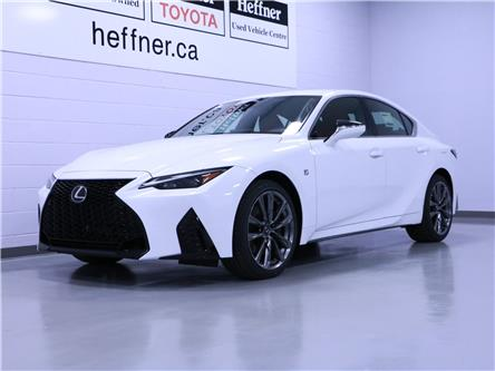 2021 Lexus IS 300 Base (Stk: 213109) in Kitchener - Image 1 of 4