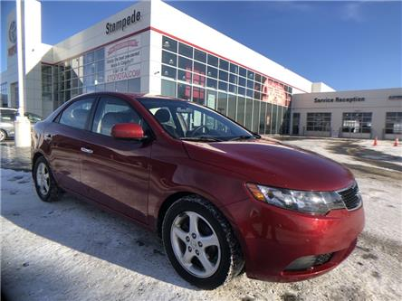 2012 Kia Forte 2.0L EX (Stk: 210115A) in Calgary - Image 1 of 12