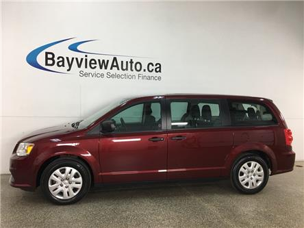 2018 Dodge Grand Caravan CVP/SXT (Stk: 37467R) in Belleville - Image 1 of 24