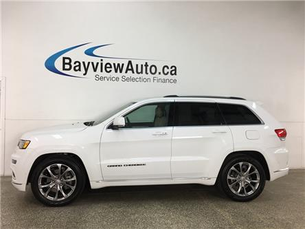 2020 Jeep Grand Cherokee Summit (Stk: 37504J) in Belleville - Image 1 of 29