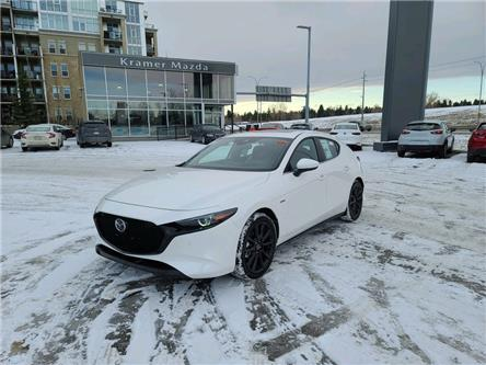 2021 Mazda Mazda3 Sport 100th Anniversary Edition (Stk: N6205) in Calgary - Image 1 of 4