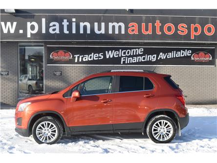 2014 Chevrolet Trax 2LT (Stk: PP817) in Saskatoon - Image 1 of 22
