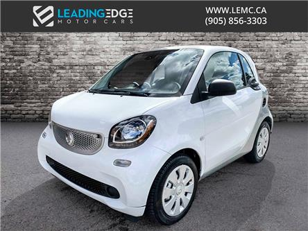 2016 Smart Fortwo  (Stk: ) in King - Image 1 of 12