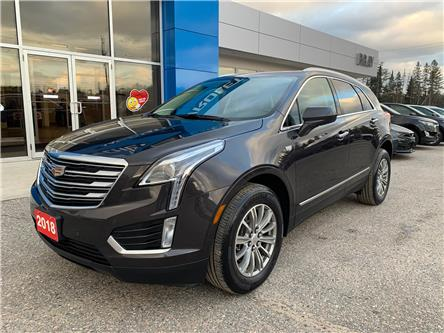 2018 Cadillac XT5 Luxury (Stk: C20201B) in Sundridge - Image 1 of 12