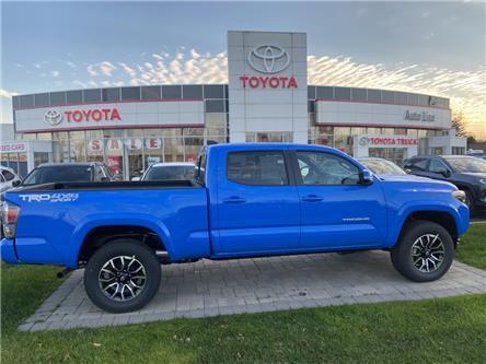 2021 Toyota Tacoma Base (Stk: TA1602) in Niagara Falls - Image 1 of 8