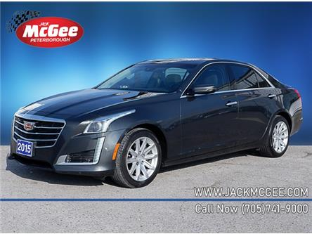 2015 Cadillac CTS 3.6L Luxury (Stk: 20572B) in Peterborough - Image 1 of 18