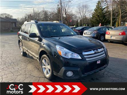 2013 Subaru Outback 2.5i Convenience Package (Stk: ) in Cobourg - Image 1 of 18