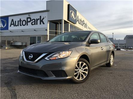 2019 Nissan Sentra 1.8 SV (Stk: 19-79918RJB) in Barrie - Image 1 of 25