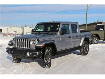 2020 Jeep Gladiator Overland (Stk: LT026) in Rocky Mountain House - Image 1 of 21