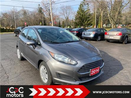 2014 Ford Fiesta SE (Stk: ) in Cobourg - Image 1 of 18