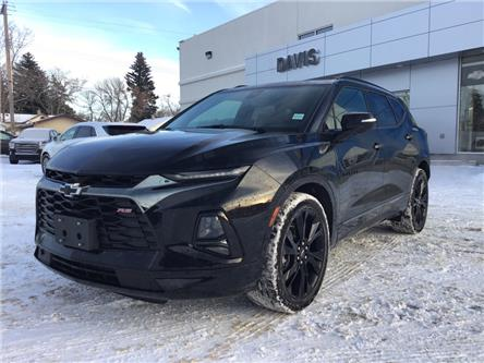 2021 Chevrolet Blazer RS (Stk: 221901) in Brooks - Image 1 of 21