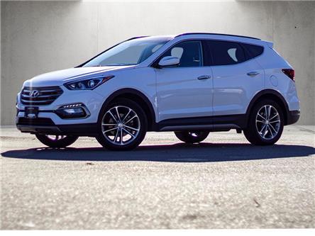 2017 Hyundai Santa Fe Sport  (Stk: HA7-2559A) in Chilliwack - Image 1 of 19