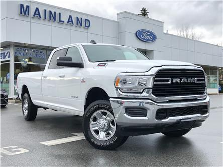 2020 RAM 3500 Big Horn (Stk: P3492) in Vancouver - Image 1 of 26