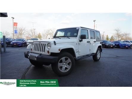 2012 Jeep Wrangler Unlimited Sahara (Stk: 190619A) in Mississauga - Image 1 of 19