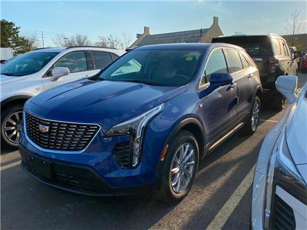 2021 Cadillac XT4 Luxury (Stk: K1D046) in Mississauga - Image 1 of 5