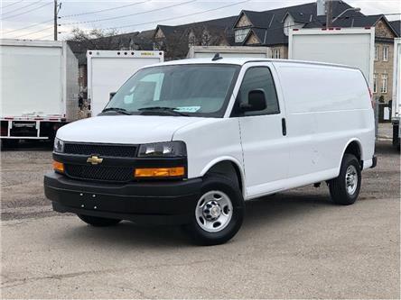2020 Chevrolet Express 2500 New 2020 Chev. Express 2500 Cargo Van Gas Engine (Stk: NV20415) in Toronto - Image 1 of 16