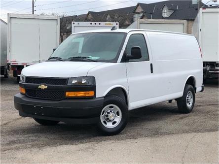2020 Chevrolet Express 2500 New 2020 Chevrolet Express 2500 Cargo Van (Stk: NV20416) in Toronto - Image 1 of 16